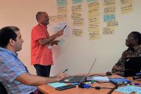 Finalisation des modules avec les experts mobilisés