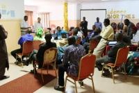Intense focus-group workshops in Thiès (Senegal)