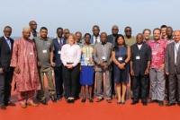 Participants of the UNEVOC-Pôle de Dakar Workshop